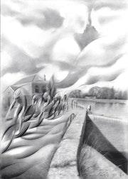 Tour de Rijswijk - 20-07-17. Corné Akkers Kunstwerken