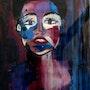 Face color one. Emmanuelle Hildebert