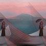 Des barques surprenantes. Marie Carteron