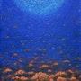 Underwater. Claude Guillemet