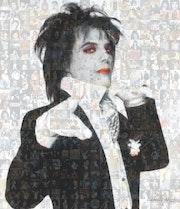 Freddie Mercury Trash. Isabelle Pozzi