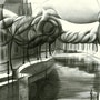 Schiedam 26-08-16 (sold). Corné Akkers Kunstwerken