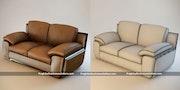 3D Furniture Modeling And Rendering. Christa Elrod