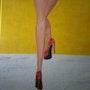 Zapatos rojos. Esther Pardo Ballester / Eart