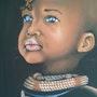 L'enfant noir. Touba Sene
