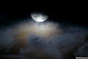 Lumière de lune.