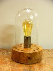 Lampe globle. Gallard Gerard Tourneur