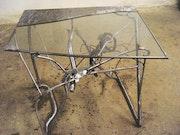 Table arachnénne..