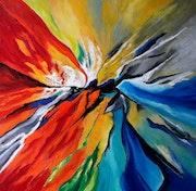 Metamorphose der Farben.
