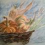 Panier d automne. Patrick Forconi