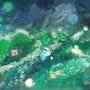 Aquarium. Rousseau