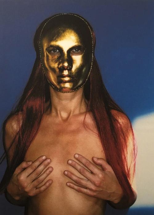 Masque. Brigitte Le Guern Brigitte Le Guern
