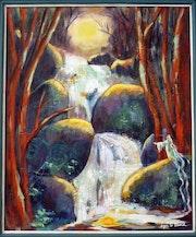 «Sur les pas de Sérusier» La magie de l'eau.