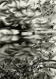 The Hague Forest - 28-12-15. Corné Akkers Kunstwerken