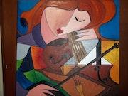 Armonía cubista. Terius Granchester